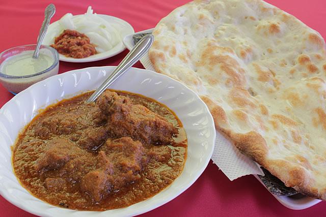 インド料理写真