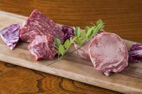 上州牛を主に厳選した牛肉