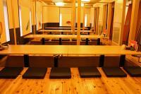 最大60名様対応のお座敷個室完備