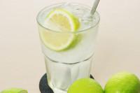 生搾り広島県瀬戸内生口島直送のレモンを使ったレモンサワー!
