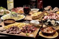 料理とワインのマリアージュをお愉しみ下さい
