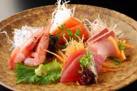 和食を主にした旨い料理