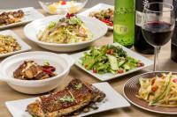 熟練の料理人が腕を振るうラム肉を使った本格中華の数々