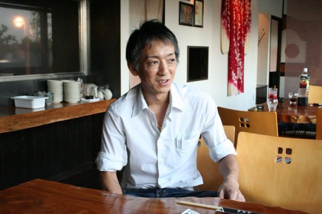 白角屋 飯塚店 阿部一樹