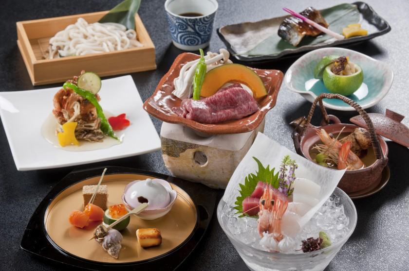 伝統と維新を融合させた新日本料理