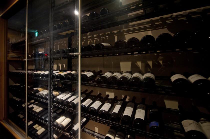 県内最大級の品揃えのワイン