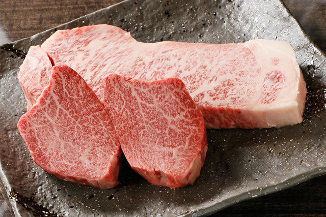 上州和牛や仙台牛の最高ランクの肉を使用