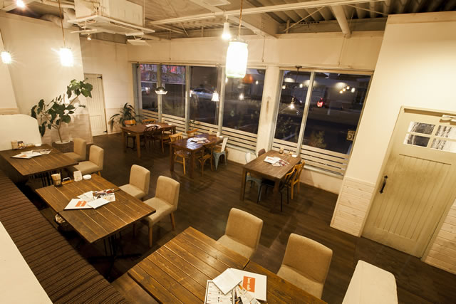 『luce cafe』の写真2