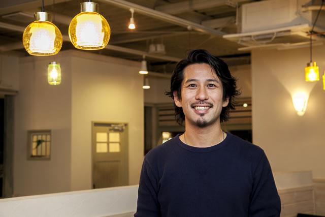 『luce cafe』オーナーシェフ竹澤 勇太