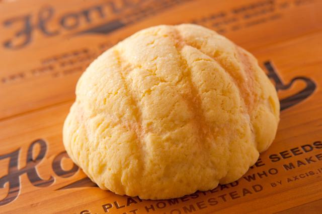 味わいメロンパン