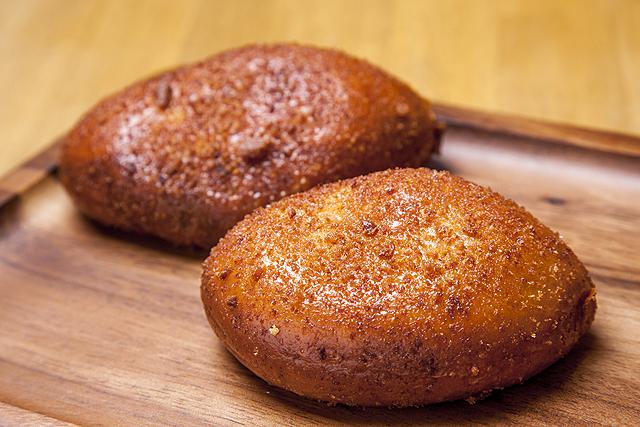 三元豚のカレーパン
