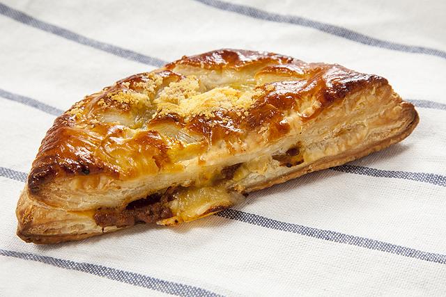 カレーチーズパイ