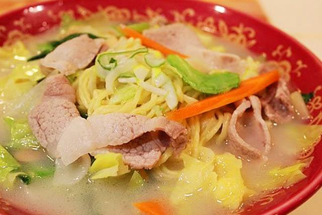 中華・居酒屋 らいち 野菜たっぷりタンメン