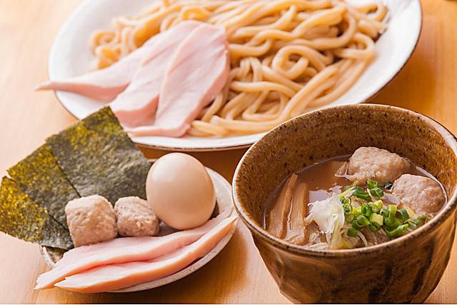 麺屋 桜木 特製つけ麺