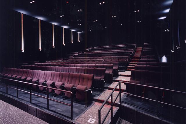 イオンシネマ高崎 イオン高崎ショッピングセンター内にある映画館 シネコン
