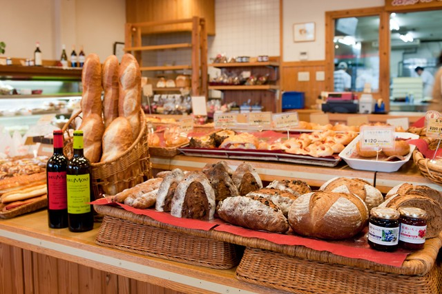 石窯パンの店 f.Dijon>