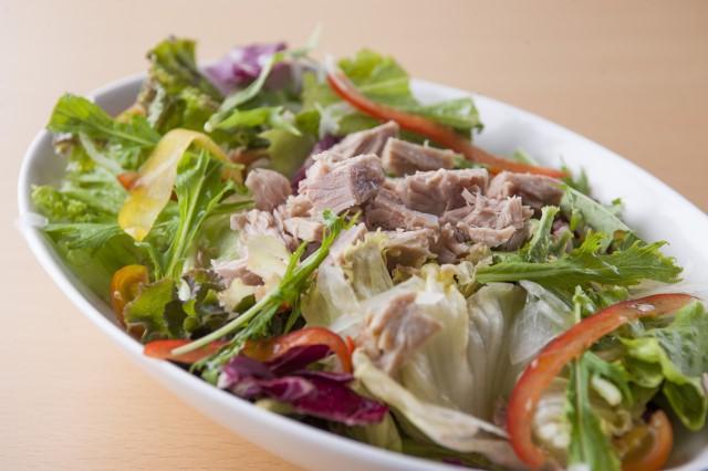 お肉イタリアン tuna ツナ メニュー フード